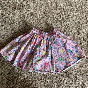 Cute double sided skirt!!